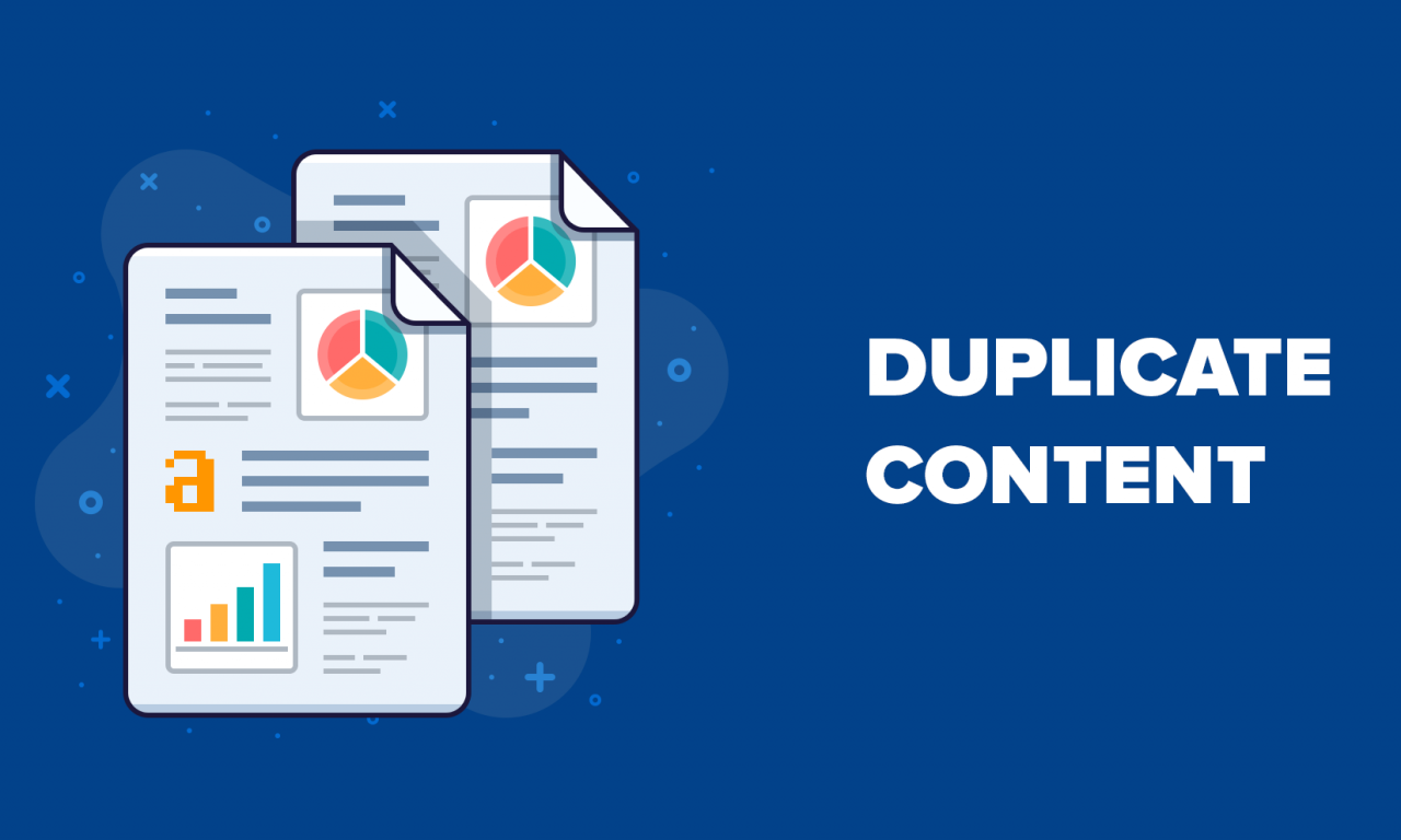 3 Myths About Duplicate Content