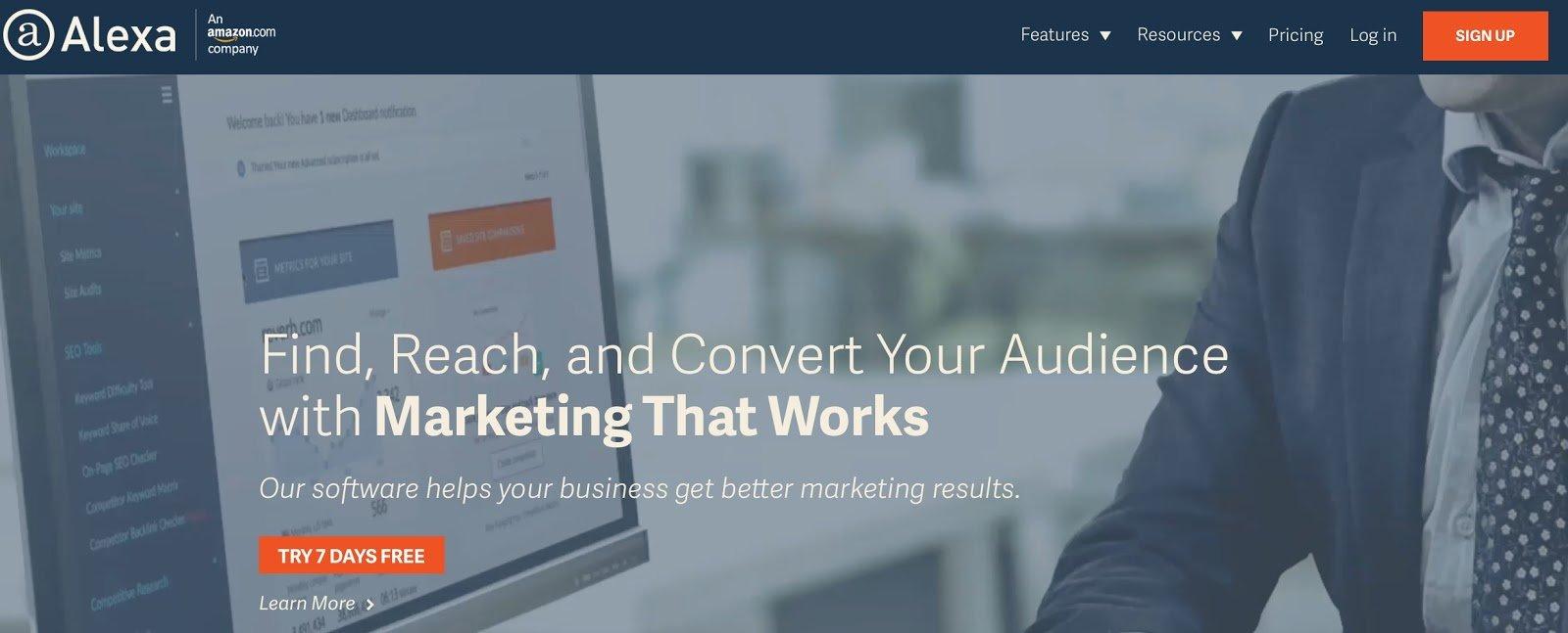 Keyword Research Competitor Analysis Website Ranking Alexa